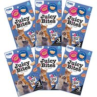 Inaba Ciao Tuna & Chicken Flavor Juicy Bites Grain-Free Cat Treats, 3 count