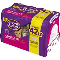 Deals on 12-Pack Scoop Away Fresh Scented Clumping Clay Cat Litter 10.5-lb
