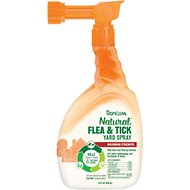 TropiClean Natural Flea & Tick Yard Spray, 32-oz bottle