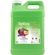 TropiClean Pure Plum Highly Concentrated Dog & Cat Shampoo, 2.5 gal bottle