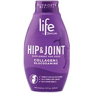 TropiClean Life Hip & Joint Dog Supplement, 18-oz bottle