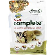 Exotic Nutrition Glider Complete Sugar Glider Food, 1.75-lb bag