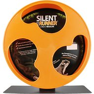 Exotic Nutrition Silent Runner Small Animal Exercise Wheel
