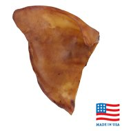 USA Bones & Chews Pig Ear, 1 count
