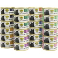 Dr. Elsey's cleanprotein Variety Pack Grain-Free Canned Cat Food, 5.5-oz, case of 24
