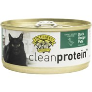 Dr. Elsey's cleanprotein Duck Recipe Grain-Free Canned Cat Food, 5.5-oz, case of 24