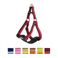 K9 Explorer Reflective Adjustable Padded Dog Harness, Berry, 20 - 30 in