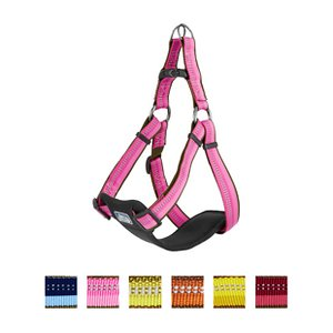 K9 Explorer Reflective Adjustable Padded Dog Harness