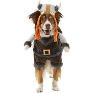 Frisco Walking Viking Dog & Cat Costume, X-Large
