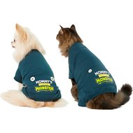 Frisco Mommy's Little Monster Dog & Cat PJs, X-Small