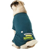 Frisco Mommy's Little Monster Dog & Cat PJs, Medium