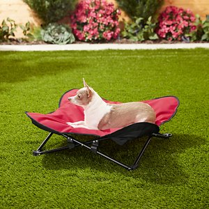 HDP Padded Napper Elevated Dog Bed