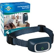 PetSafe Lite Waterproof Rechargeable Static Bark Control Dog Collar
