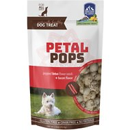 Himalayan Dog Chew Petal Pops Bacon Flavor Dog Treats, 2.5-oz bag
