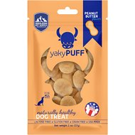 Himalayan Dog Chew yakyPUFF Peanut Butter Flavor Dog Treats, 2-oz bag