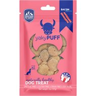 Himalayan Dog Chew yakyPUFF Bacon Flavor Dog Treats, 2-oz bag
