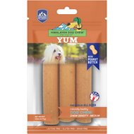 Himalayan Dog Chew yakyYUM Peanut Butter Flavor Dog Treats, 3 count