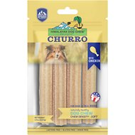 Himalayan Dog Chew yakyCHURRO Chicken Flavor Dog Treats, 4 count