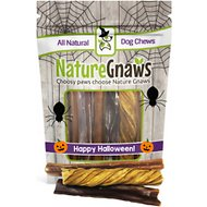 Nature Gnaws Halloween Chew Dog Treats, 6 count