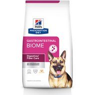 Hill's Prescription Diet Gastrointestinal Biome Digestive/Fiber Care with Chicken Dry Dog Food, 16-lb bag