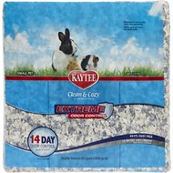 Kaytee Clean & Cozy Extreme Odor Control Small Animal Bedding, 65-L