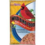 Brown's Value Blend Select Wild Bird Food, 20-lb bag