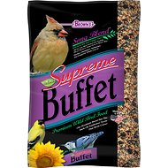 Brown's Song Blend Supreme Buffet Wild Bird Food, 20-lb bag