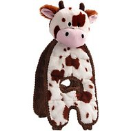 Charming Pet Cuddle Tugs Dog Toy, Cow