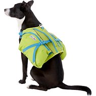 Outward Hound Crest Stone Explorer Dog Pack, Green, Small/Medium