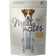 Meat Mates Chicken Dinner Grain-Free Freeze-Dried Dog Food, 3.3-lb bag