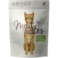 Meat Mates Lamb Dinner Grain-Free Freeze-Dried Cat Food, 4.5-oz bag