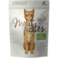Meat Mates Lamb Dinner Grain-Free Freeze-Dried Cat Food