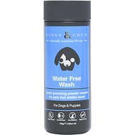 Rufus & Coco Water Free Wash for Dogs & Puppies, 3.52-oz bottle