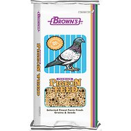 Brown's Show Topper Grower Premium Pigeon Food, 50-lb bag