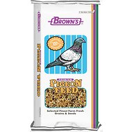 Brown's Developer Popcorn Premium Pigeon Food, 50-lb bag