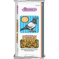 Brown's Conditioning Popcorn Premium Pigeon Food, 50-lb bag