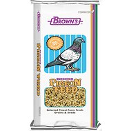 Brown's Best of Show Premium Pigeon Food, 50-lb bag