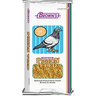 Brown's Park Small Corn Premium Pigeon Food, 50-lb bag