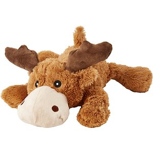 KONG Cozie Marvin Moose Plush Dog Toy, X-Large; The KONG Cozies are cute, soft and cuddly plush toys made with an extra layer of material, so they're extra tough. Cozies are perfect for a game of fetch or as a comfort toy for your furry friend. Grab one of the 10 amazingly cute Cozie characters for your dog and we know your dog will love you for it.