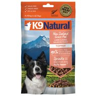 K9 Natural Lamb & King Salmon Grain-Free Freeze-Dried Dog Food Topper, 3.5-oz bag