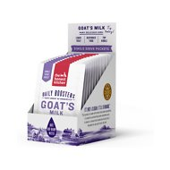 The Honest Kitchen Daily Boosters Instant Goat's Milk with Probiotics for Dogs & Cats, 0.18-oz, pack of 12