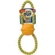 Hartz Dura Play Tug of Fun Double Ring Dog Tug Toy