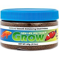 New Life Spectrum Grow Sinking Small Pellet, 2.1-oz