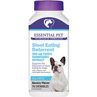 21st Century Essential Pet Coprophagia Deterrence Dog Supplement, 75 count