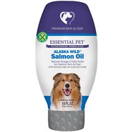 21st Century Essential Pet Shine Alaska Wild Salmon Oil  Dog Supplement, 18-oz