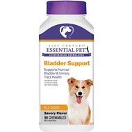 21st Century Essential Pet Bladder Support For Normal Bladder & Urinary Tract Health Dog Supplement, 90 count
