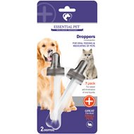 21st Century Essential Pet Oral Feeding  & Medicating Pet Dropper, 2 pack