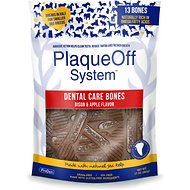 ProDen PlaqueOff System Dental Care Bones Bison & Apple Flavor, 17-oz bag