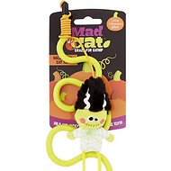 Mad Cat Halloween Batty Bride Wand Cat Toy