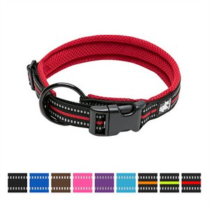Chai's Choice Comfort Cushion Reflective Dog Collar